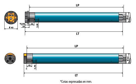Motor-Somfy-Maestria-IO-tubos