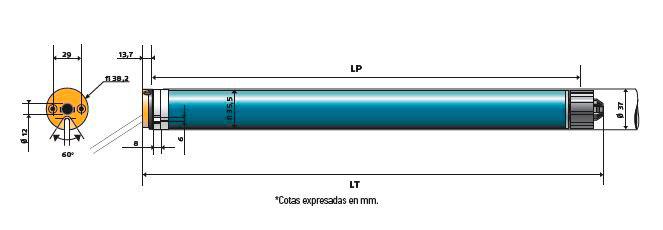 Motor-Somfy-Oximo-40-Wirefree-TM-RTS-kit-tubos