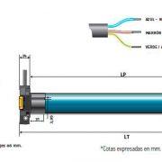 Motor-Somfy-LT-50-CSI-RTS-tubos
