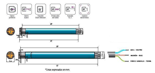 Motor-Somfy-Orea-RTS-tubos