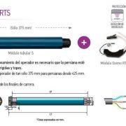 Motor-Somfy-Oximo-Short-RTS-tubos